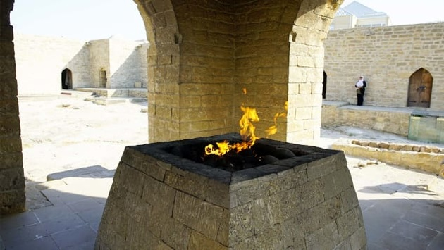 How Azerbaijan became the 'Land of Fire'