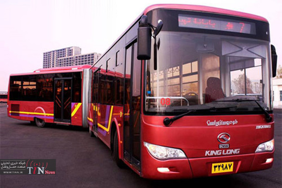 ◄ یک سوم اتوبوسهای کشور در تهران فعالیت می کنند