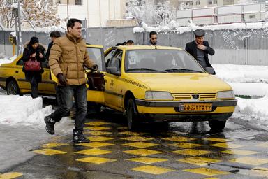 تمامی تیمهای نظارتی سازمان تاکسیرانی در آماده باش هستند