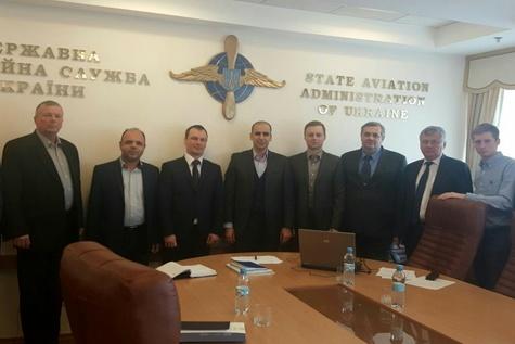 همکاریهای دو جانبه مسئولان هواپیمایی کشوری ایران و اکراین