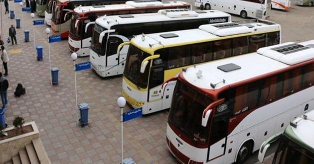  اختصاص روزانه ۱۵۰۰ دستگاه اتوبوس برای نوروز