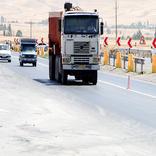 مرگ راننده جوان کامیون در اثر سنگپرانی به کامیونها