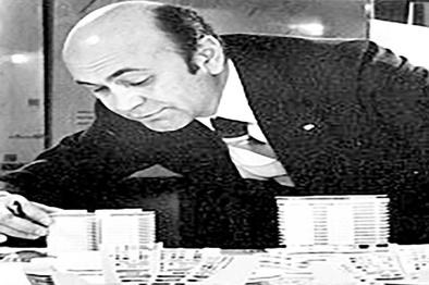 معمار ایستگاه راهآهن مشهد و تبریز درگذشت