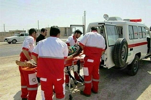 تصادف در جاده لار- جهرم سه کشته برجای گذاشت