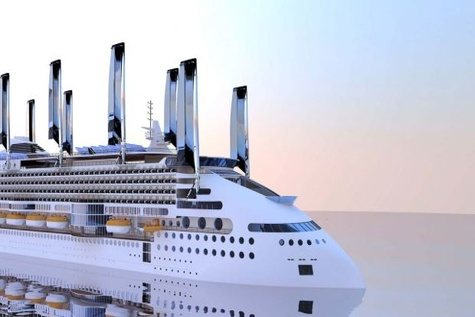Peace Boat pushes Disruptive Sustainability at Nor-Shipping