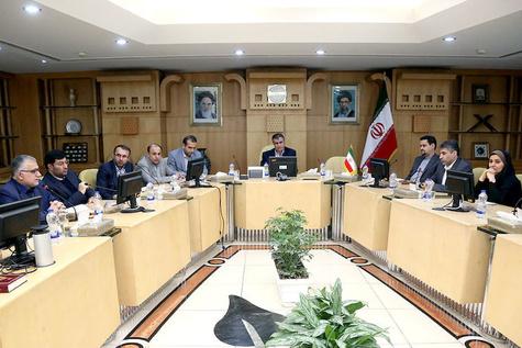 برگزاری نشست شورای معاونین با حضور وزیر راه و شهرسازی