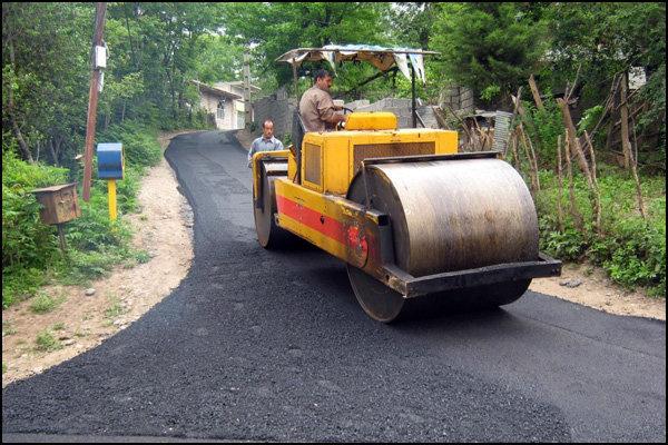 وضعیت مناسب شاخص آسفالت راههای روستایی شهرستان فومن