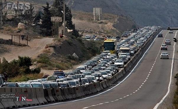 وضعیت راههای کشور / ۲۴ مهر
