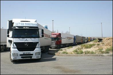 تصویب سامانه جامع حملونقل بینالمللی برای مدیریت یکپارچه مرزی