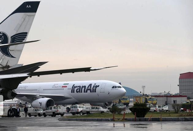 سقوط بوئینگ اوکراینی ٣٠ درصد پروازهای فرودگاه امام را کاهش داد