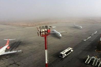 پرواز تهران- گچساران به دلیل مه غلیظ لغو شد