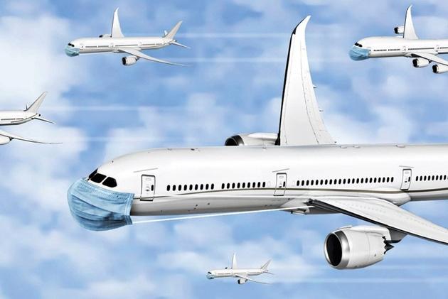 لغو همه پروازها از دبی به مقصد دانمارک