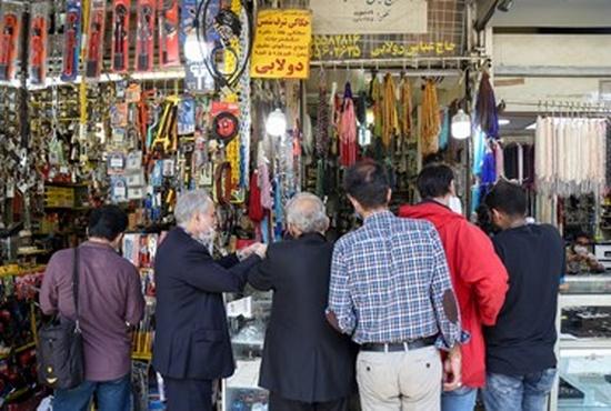 گزارش تصویری| بازگشایی بازار تهران  پس از یک ماه