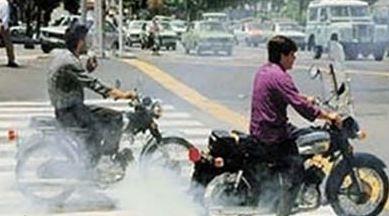 انتقاد شورای شهر تهران از شماره گذاری موتورسیکلتهای کاربراتوری