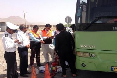 برگزاری 103 مانور ایمنی در جادههای استان سیستان و بلوچستان