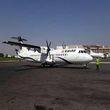 حضور ایران ایر در فرودگاه پیام با هواپیماهای ATR