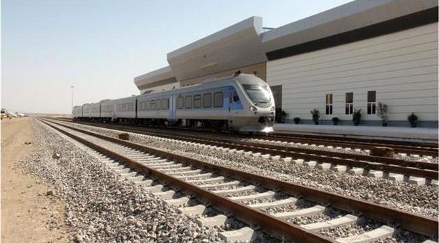Tehran-Van train gets rolling