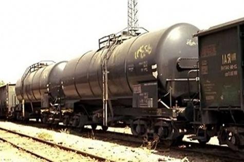 ۵۷ میلیون لیتر نفت گاز از طریق خطوط ریلی به زاهدان انتقال یافت