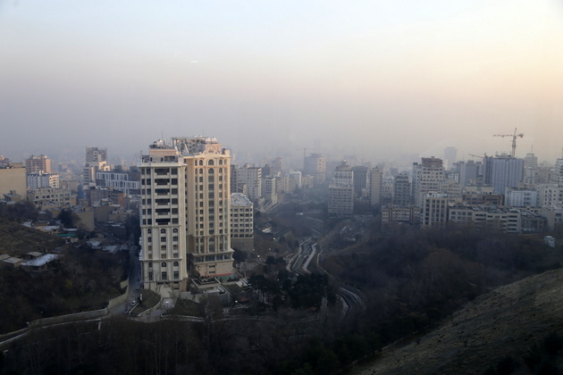 عوامل افزایش آلودگی هوای پایتخت در نیمه دوم سال