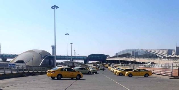 اقدامی عجیب؛ 400 راننده فرودگاه امام ممنوع الکار شدند