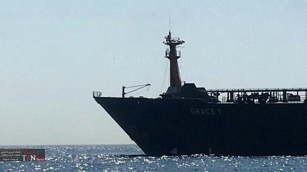 دستگیری ناخدا و افسر ارشد نفتکش توقیفی ایران در جبلالطارق