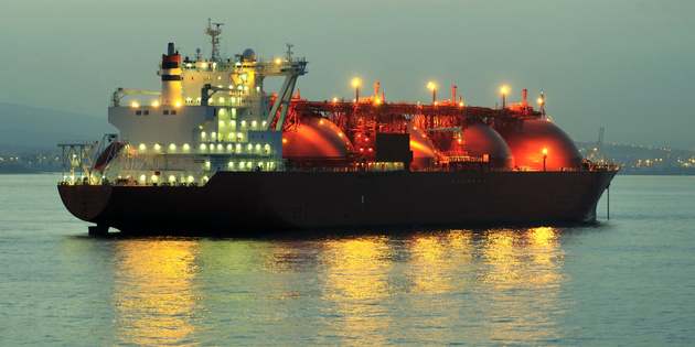 Japan receives first cargo of LNG from China since 1988