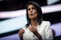 درخواست نیکی هیلی از شورای امنیت علیه ایران