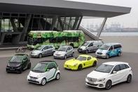 پیشیگرفتن بنز از تسلا در تولید خودروهای الکتریکی