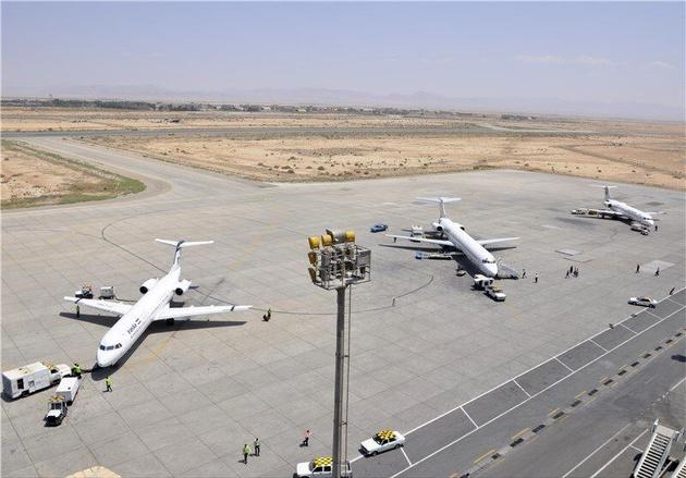 هشت پرواز فرودگاه اهواز باطل شد