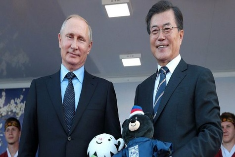Russia, Korea strengthen LNG shipbuilding ties