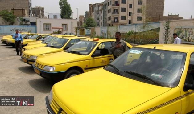 انتقاد از ایران خودرو / اجرای کند و آرام نوسازی تاکسی های فرسوده