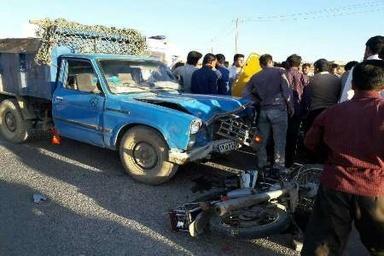 ۲۳۴ نفر در حوادث ترافیکی کرمان جان خود را از دادند