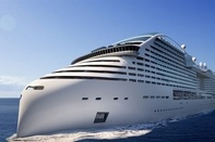MSC Cruises, Chantiers De L'Atlatique Seal Deal for LNG-Powered Duo