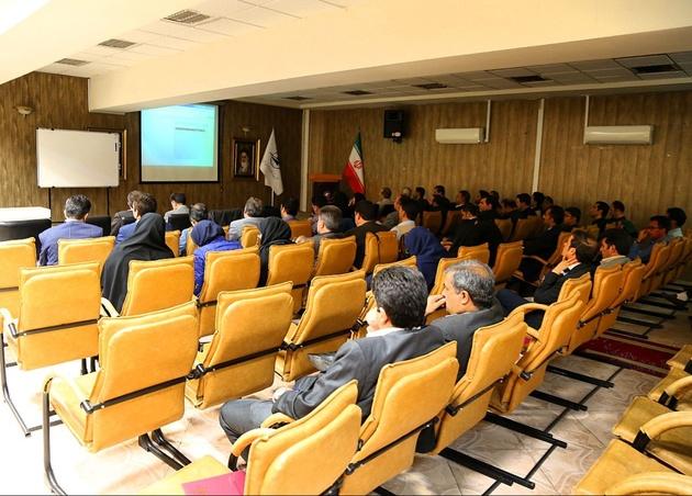 آغاز به کار دوره آموزشی عاملان و کارشناسان ذیحساب فرودگاههای  کشور در فرودگاه مشهد