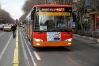 اتوبوسهای دوکابین به کمک اتوبوسهای تککابین تهران میآید