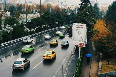 پیشبینی پلیس برای ترافیک سنگین عصرگاهی تهران