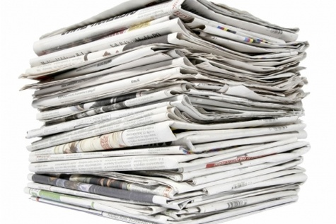 صفحه اول روزنامههای امروز / ۱۲ اردیبهشت