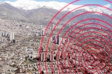 خسارت جزئی زمین لرزه ۵ ریشتری فارس
