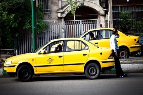 تجهیز ۱۰۰۰ تاکسی تهران به دستگاه پز تا آخر سال