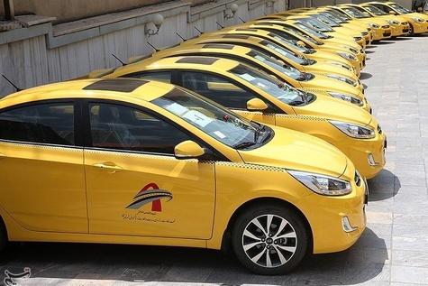 """200 دستگاه تاکسی درونشهری مشهد به """"من کارت"""" مجهز میشوند"""