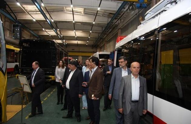 احتمال ورود خودروهای برقی و هیبریدی بلاروس به ایران