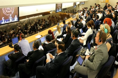 IMO's Marine Environment Protection Committee 71 opens