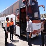 اجرای طرح کنترل و نظارت مستمر بر فعالیت ناوگان عمومی حمل مسافر درقم