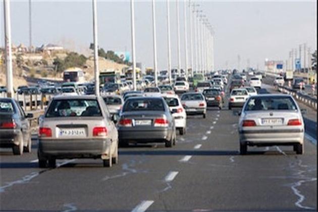 کاهش ترافیک آزادراه قم به تهران امکانپذیر است؟