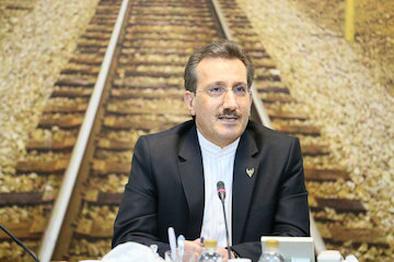 ورود ایران به کریدور ریلی راه ابریشم