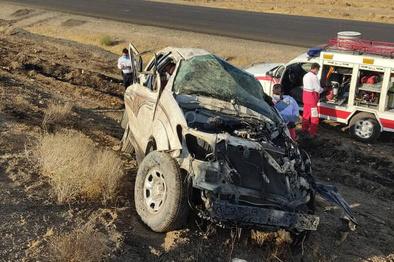 نمودار تصادفات جادهای دوباره صعودی شد/ سهم کدام عامل در بروز تصادف بیشتر است؟