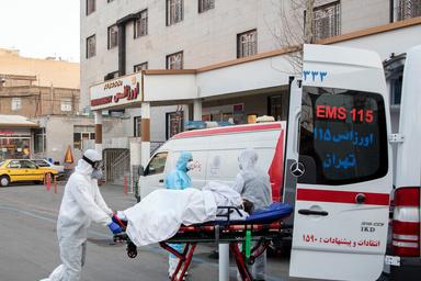 تعداد مبتلایان به کرونا در کردستان ۱۶۷ نفر شد