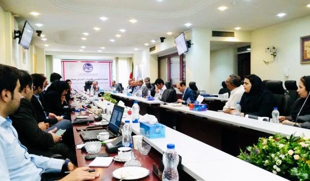 برگزاری هشتمین جلسه کمیته فرابخشی حملونقل درونشهری و برونشهری