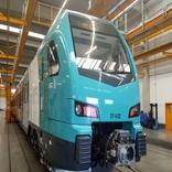 Stadler presents first Flirt EMU for Dutch-German cross-border services