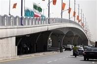 عملیات اجرایی تقاطع غیر مسطح میدان ولیعصر (عج) آغاز شد